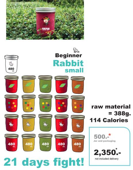 Pukpun Rabbit small program